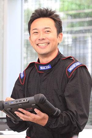 ポルシェテクニカルアドバイザー 押田慎太郎